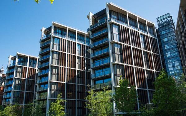 Căn nhà đắt nhất tại Anh được bán giá 209 triệu USD