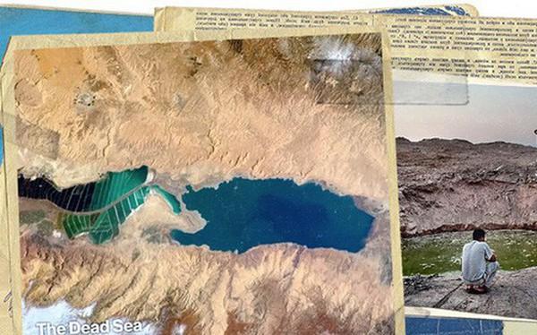 Biển Chết đang chết