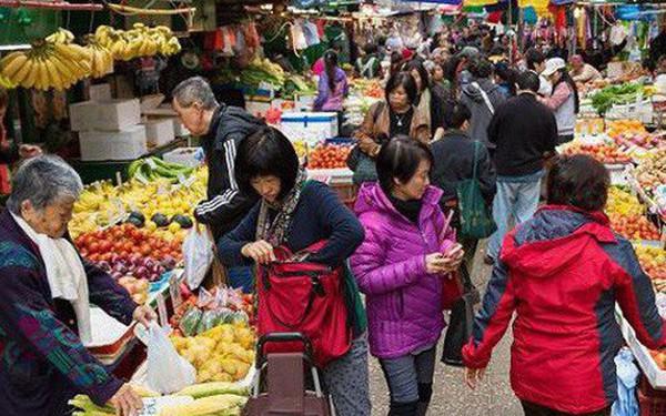 Giá cả nhiều mặt hàng cơ bản ở Trung Quốc tăng cao đột biến
