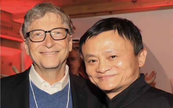 """Từng """"ghét cay ghét đắng"""" nhưng rồi lại thân thiết với Bill Gates, điều gì khiến Jack Ma thay đổi chóng mặt đến vậy?"""