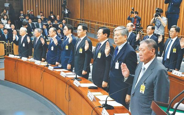 5 chaebol tăng trưởng nhanh hơn cả toàn bộ nền kinh tế: Cơn đau đầu của Hàn Quốc