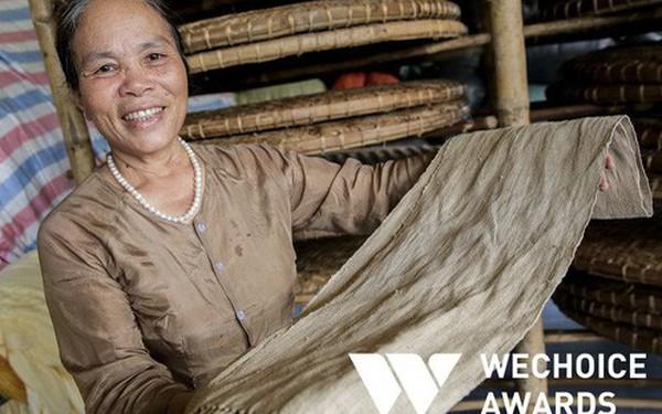Từ chiếc khăn dệt bằng 4.800 cuống sen đến khát vọng lưu truyền nghề truyền thống của nghệ nhân Phan Thị Thuận