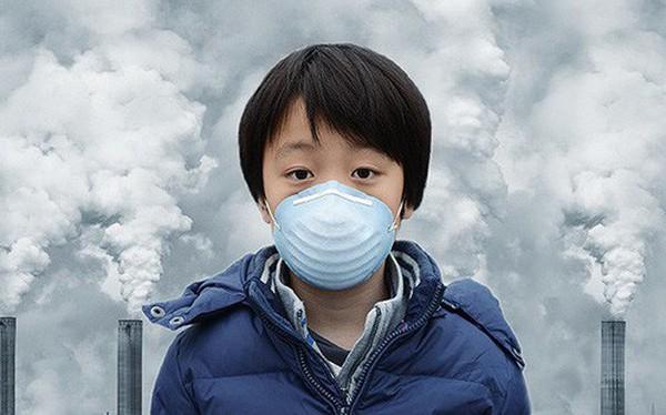 Báo cáo của WHO: Ô nhiễm không khí giết chết 600.000 trẻ em vào năm 2016