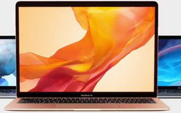 Apple ra mắt MacBook Air mới: Màn hình Retina, cảm biến vân tay Touch ID, 2 cổng USB-C, giá từ 1199 USD