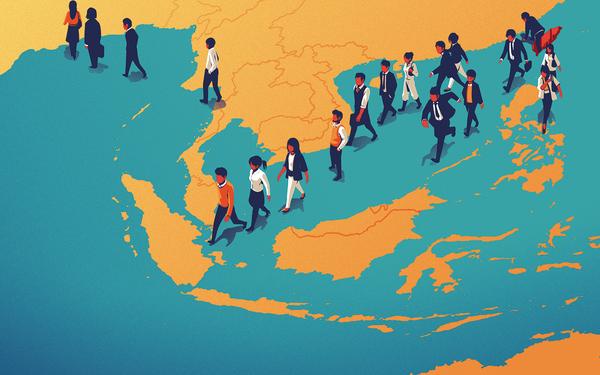 Xu hướng ngược đời: Người Đài Loan, Trung Quốc ồ ạt sang Việt Nam tìm việc, lÆ°Æ¡ng cao gấp đôi, miễn phí ăn ở, dễ dàng tiết kiệm được 30.000 USD trong vòng 2,3 năm