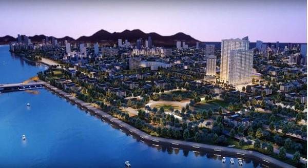 Nhà đầu tư Hàn Quốc ưa chuộng bất động sản căn hộ tại Đà Nẵng - Việt Nam