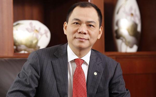 Tài sản tá»· phú Phạm Nhật Vượng vượt xa cả chủ tịch Hyundai Motor sau màn ra mắt Vinfast ấn tượng