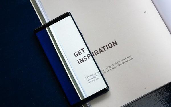 Vì sao dân văn phòng đặc biệt ưa thích Galaxy Note9?