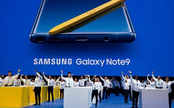 Apple vừa giúp Samsung đạt lợi nhuận thăng hoa kỷ lục trong lịch sử