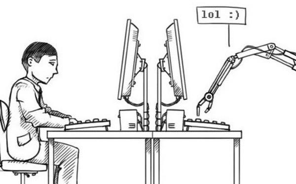 """Dùng 1 từ chỉ ra sự khác biệt giữa con người và máy móc: Nếu bạn trả lời """"tình yêu"""" thì sai bét"""