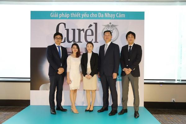 Curéle – Thương hiệu mỹ phẩm nổi tiếng Nhật Bản cho da nhạy cảm đã chính thức có mặt tại Việt Nam