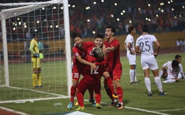 Vé bán kết AFF Cup 2018 chợ đen online được hét 7 triệu đồng/cặp