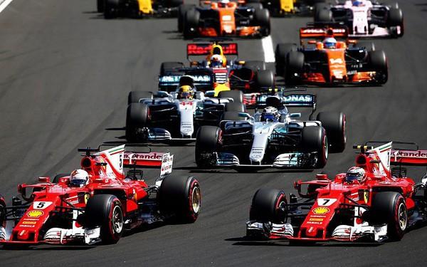 Đường đua xe F1 Hà Nội có thể sẽ được tổ chức tại Mỹ Đình