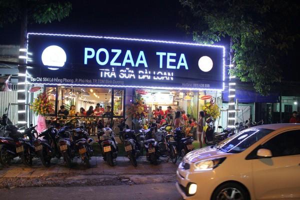 Dũng cảm chuyển đổi mô hình kinh doanh, từ bỏ quán net mở cửa hàng trà sữa