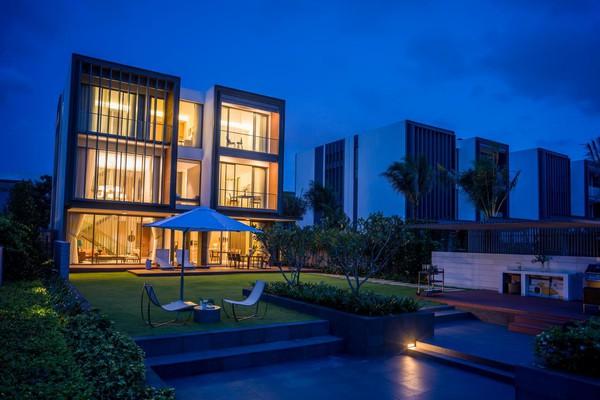 Toàn dự án biệt thự ven sông HOLM Thảo Điền đã có sổ hồng