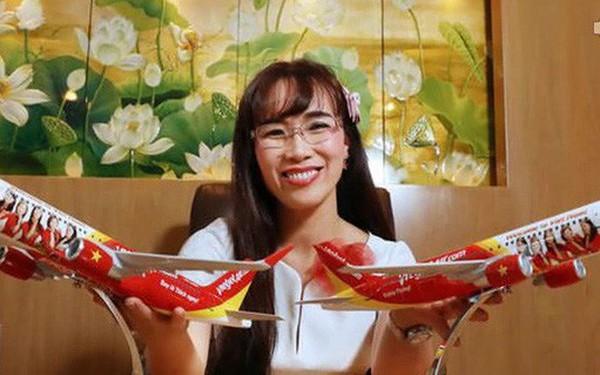 Vietjet trở thành hãng hàng không lớn thứ 2 Đông Nam Á, vượt cả AirAsia, chỉ xếp sau Singapore Airlines