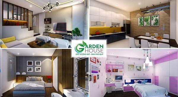 Nhà phố Garden House Bắc Ninh- hứa hẹn trở thành làn gió đầu tư mới