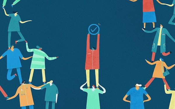 Giữa đồng nghiệp với nhau có 3 loại nợ nhất định không được thiếu và 5 loại việc nhất quyết không được làm