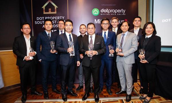 Việt Nam dẫn đầu tại giải thưởng Dot Property Southeast Asia 2018