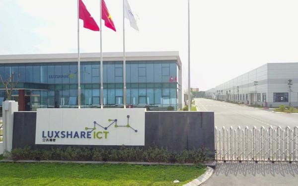 Nhà máy Luxshare ICT