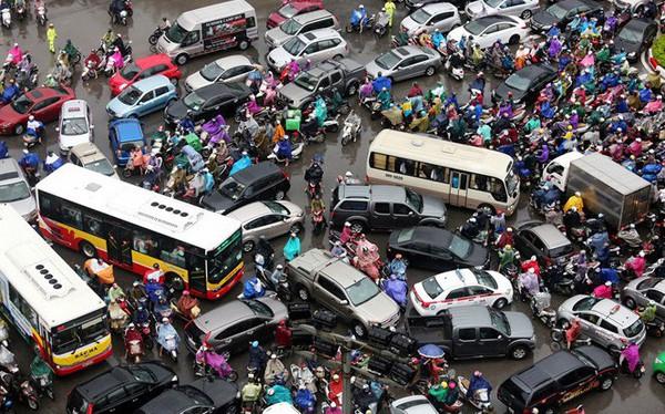 Doanh nghiệp nước ngoài than thở về ô nhiễm, kẹt xe tại Hà Nội, khuyến nghị Việt Nam giải quyết nếu muốn tiếp tục thu hút lao động nước ngoài