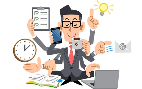 Luôn cảm thấy công việc quá nhiều? 4 nguyên tắc sau sẽ giúp bạn giải tỏa áp lực