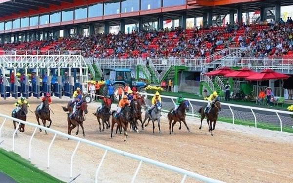 Trường đua ngựa triệu đô tại Hà Nội được xây dựng ở đâu?