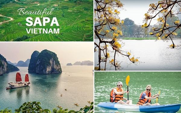 BCG: Nhiều quốc gia thèm muốn tốc độ tăng trưởng 30% của du lịch Việt Nam