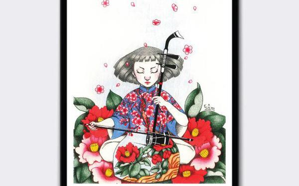 Monosketch: Startup thÆ°Æ¡ng mại hóa tác phẩm của họa sÄ© trẻ Việt lên sổ tay, tranh treo tường, bÆ°u thiếp...