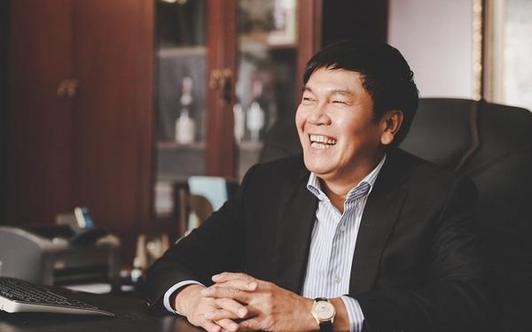 Forbes đưa ông Trần Đình Long trở lại danh sách tỷ phú USD