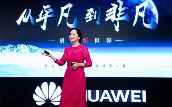 Nữ Giám đốc tài chính vừa bị bắt giữ của Huawei: Tiểu thư xinh đẹp, danh giá của CEO, nhà sáng lập, khả năng cao sẽ tiếp quản cơ ngơi hãng smartphone lớn thứ 2 thế giới