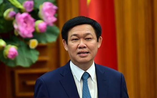 Phó Thủ tướng Vương Đình Huệ trực tiếp chỉ đạo xây dựng Đề án mô hình kinh tế chia sẻ