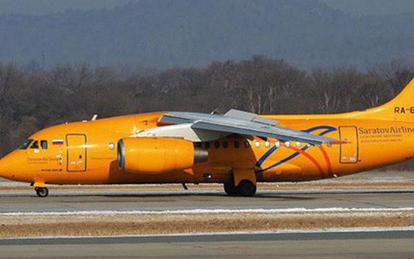 Máy bay chở 71 người rơi ngay sau khi cất cánh từ sân bay ở Moskva