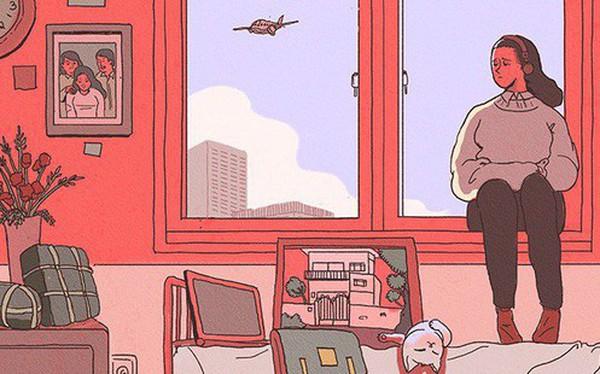 Nỗi buồn mang tên những cái Tết xa nhà: Cái gì cũng đủ, chỉ thiếu gia đình