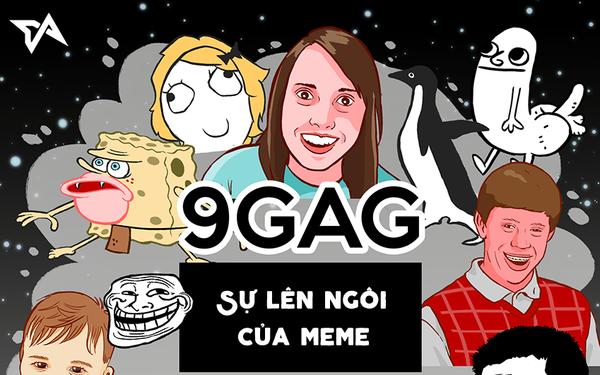 """9GAG - Bản gốc của """"Haivl"""": Từ những câu chuyện đùa bị cho là """"nhảm"""" trở  thành ..."""