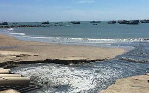 Đình chỉ dự án xả nước ô nhiễm ra biển La Gi