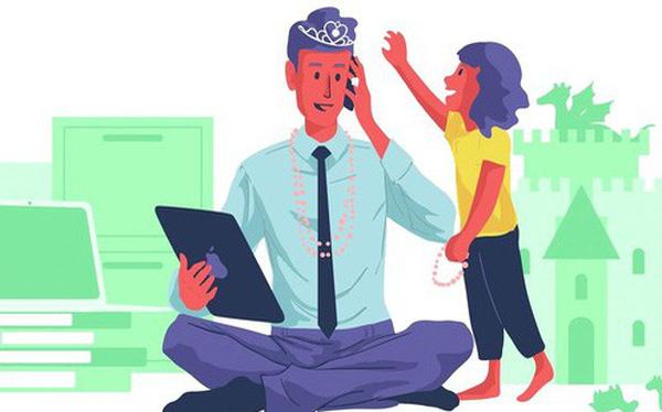 Không cần phải đánh đổi gia đình để thành công, đây là 8 bí quyết cần thiết để bạn vừa làm doanh nhân thành đạt, vừa làm một phụ huynh tuyệt vời