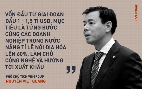 Sau 7 năm được Phó Chủ tịch Vingroup Nguyễn Việt Quang dẫn dắt, doanh thu công ty này tăng 4.500 lần, lợi nhuận tăng 1.400 lần