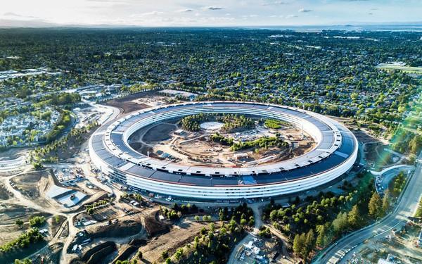 Chiêm ngưỡng ảnh chụp từ bên trong trụ sở 5 tỷ USD mới của Apple