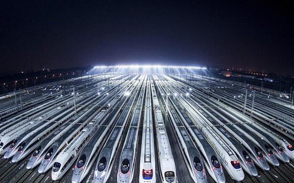 Những hình ảnh ấn tượng về cuộc di dân thường niên lớn nhất hành tinh