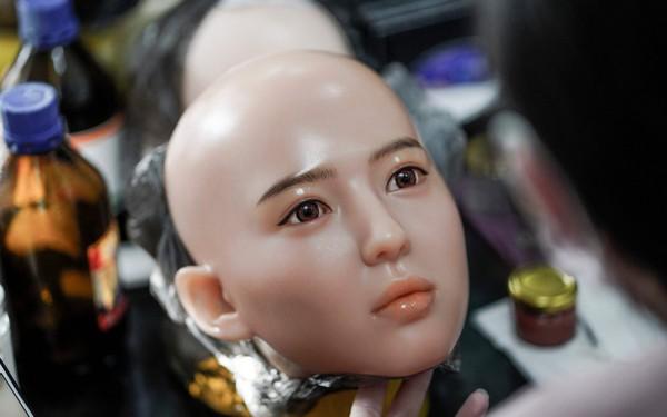 Thiếu nữ giới, ngành búp bê tình dục Trung Quốc bùng nổ