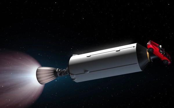 Elon Musk phóng xe Tesla Roadster vào vũ trụ vừa để chứng minh với thế giới, vừa là một chiêu marketing xuất chúng