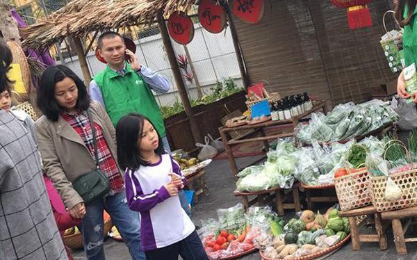 Học sinh - cầu nối giữa nhà sản xuất thực phẩm sạch tới các bậc phụ huynh?