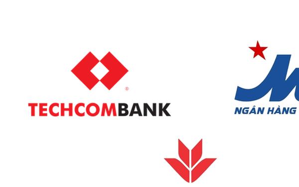 So găng 3 ngân hàng VPBank, Techcombank, MBBank