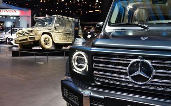 Mercedes vượt Toyota trở thành thương hiệu ôtô giá trị nhất thế giới Xe