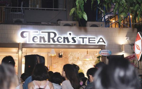 Giá cổ phiếu 1 công ty trà sữa tăng 200% ngay trong ngày đầu IPO