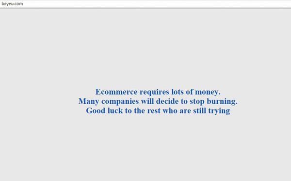Doanh nghiệp Việt mất 2 triệu USD chỉ để chạy Marketing cho TMĐT 2 năm đầu, sau đó mới tính được chuyện 'tồn tại hay không tồn tại'