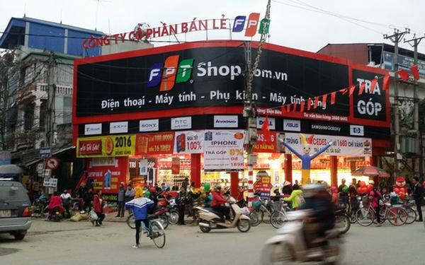 Bất chấp thị trường di động bão hòa, FPT Retail lên kế hoạch mở thêm 100 cửa hàng FPT Shop trong năm 2018