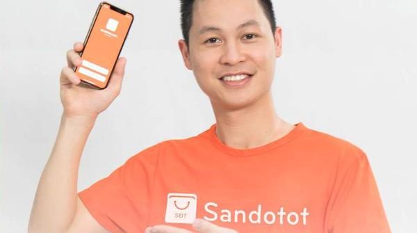 Ứng dụng SANDOTOT bùng nổ với hàng nghìn lượt tải chỉ sau 1 ngày ra mắt