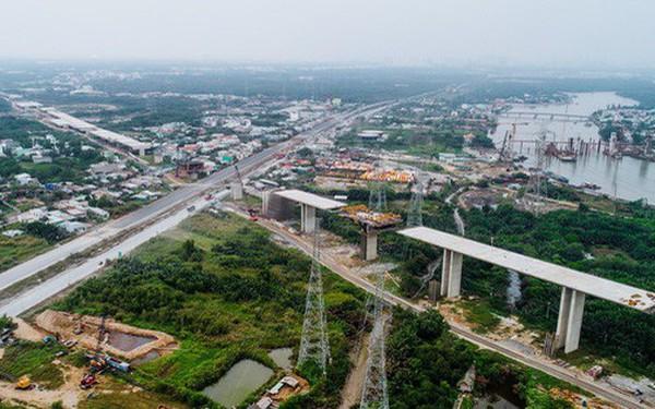 Hàng loạt dự án giao thông nghìn tỷ giúp Long An gần hơn với TP.HCM